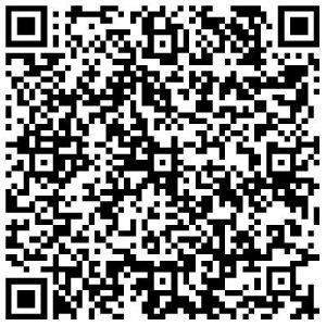 Qr Code für das Motorradhotel in Südtirol - Castel Latemar - Dolomiten - Alpen