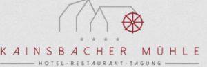 Logo - Motorradhotel Hersbrucker Schweiz - Kainsbacher Mühle