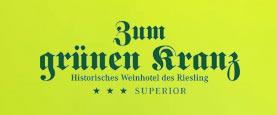 Logo - Das Motorradhotel im Taunus - Zum Grünen Kranz - Rüdesheim